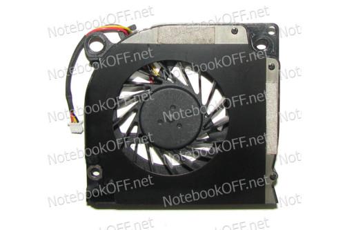 Вентилятор (кулер) для ноутбука Dell Latitude D620, D630 фото №1