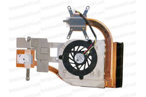 Термомодуль (кулер KFB0505HHA) для ноутбука Asus A8S фото №1