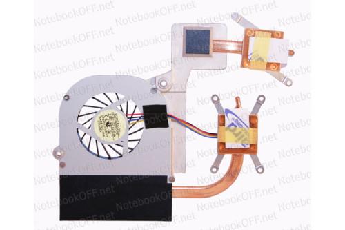 Термомодуль (с кулером DFS551005M30T) для ноутбука Asus F80 фото №1