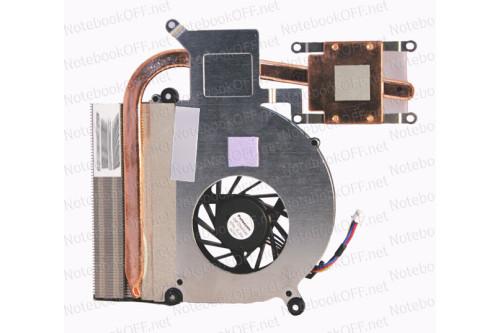 Термомодуль (с кулером UDQFZZH32DAS) для ноутбука Asus K51 фото №1