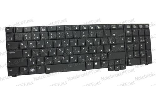 Клавиатура для ноутбука HP EliteBook 8740W фото №1