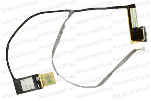 Шлейф матрицы для ноутбука HP Presario CQ56, CQ62, G56, G62 LED под web-камеру фото №1