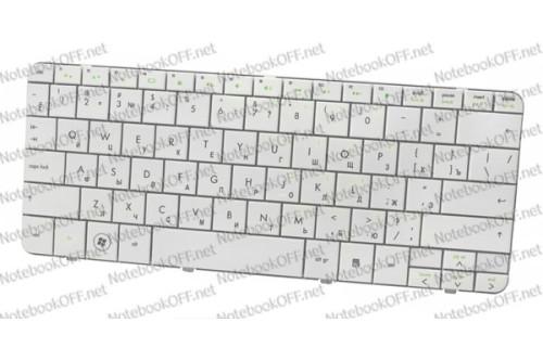 Клавиатура для ноутбука HP Pavilion dv2-1000 (White)