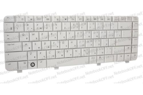 Клавиатура для ноутбука HP Pavilion dv3-2000 (White) фото №1