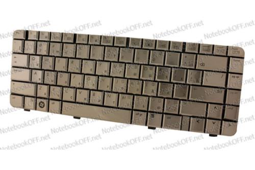 Клавиатура для ноутбука HP Pavilion dv3-2000 (Coffee) фото №1