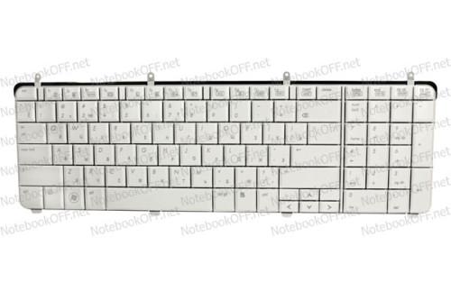 Клавиатура для ноутбука HP Pavilion dv7-2000, dv7-3000 Series (white) фото №1