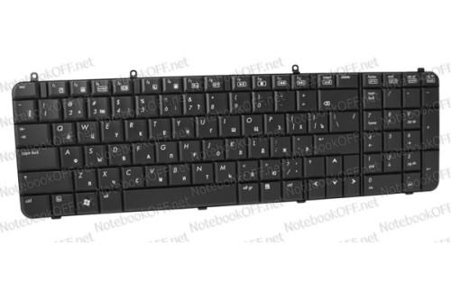 Клавиатура для ноутбука HP Pavilion dv9000 фото №1