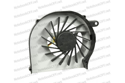Вентилятор (кулер) для ноутбука HP Presario CQ62, CQ72, G72, G62 фото №1