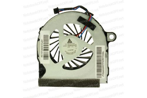 Вентилятор (кулер) для ноутбука HP Probook 4320s, 4321s, 4325s, 4420s, 4425s фото №1