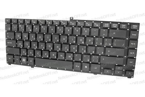 Клавиатура для ноутбука HP Probook 4411S, 4410, 4416 (без фрейма) фото №1