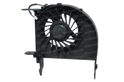 Вентилятор (кулер) для ноутбука HP Pavilion dv7-2000, dv7-3000 (Intel) фото №1