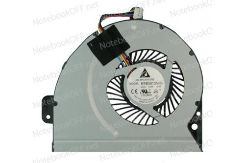 Вентилятор (кулер) для ноутбука Asus A43, K53S, X54 фото №1