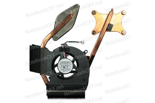 Термомодуль (с кулером BA62-00496B) для ноутбука Samsung R580