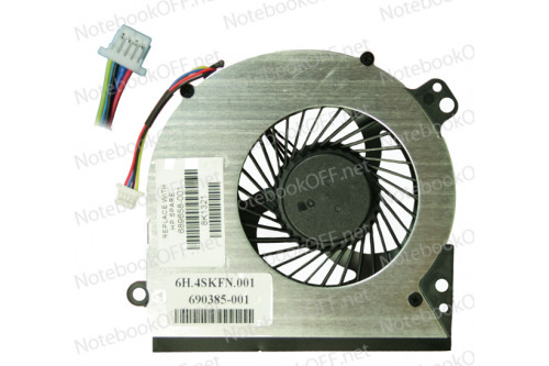 Вентилятор (кулер) ORIG для ноутбука HP Probook 4540s, 4545s, 4740s фото №1