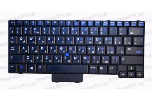 Клавиатура для ноутбука HP Compaq 2510p фото №1