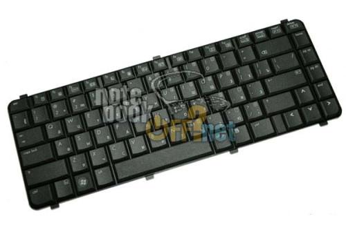 Клавиатура для ноутбука HP Compaq 610, 615 фото №1
