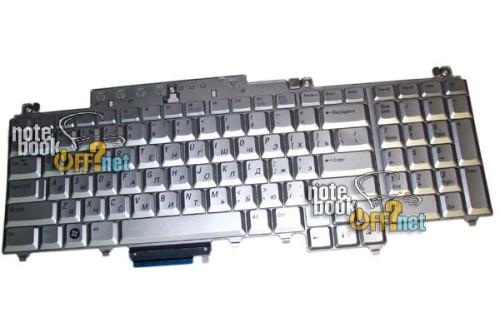 Клавиатура для ноутбука Dell Inspiron 1720, 1721 и XPS M1730 НЕ ПОСТАВЛЯЕТСЯ! фото №1