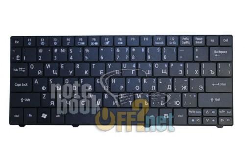 Клавиатура для ноутбука Acer Aspire 1410-JM1, 1810 Timeline. Черная