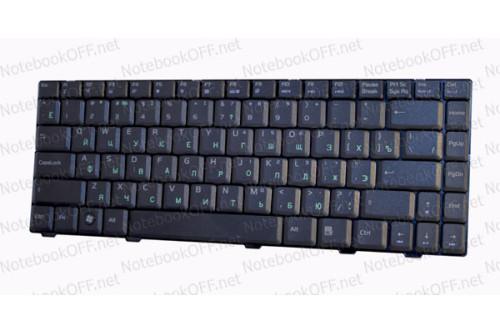 Клавиатура для ноутбука Asus F80, F83, T53 фото №1