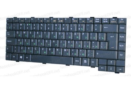 Клавиатура для ноутбука Asus W1 фото №1