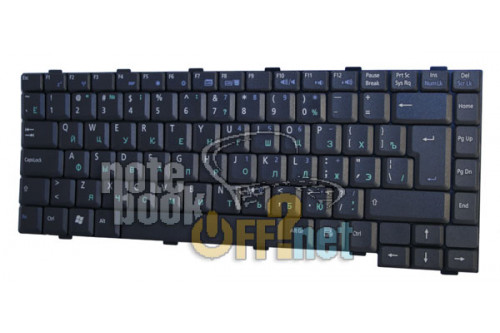 Клавиатура для ноутбука Asus W2 фото №1