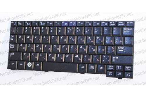 Клавиатура для ноутбука Samsung NC10, N127, N130, N140. Черная фото №1
