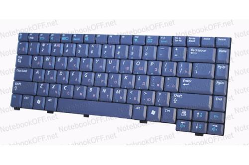 Клавиатура для ноутбука Samsung P30, P35, P40, P41 фото №1