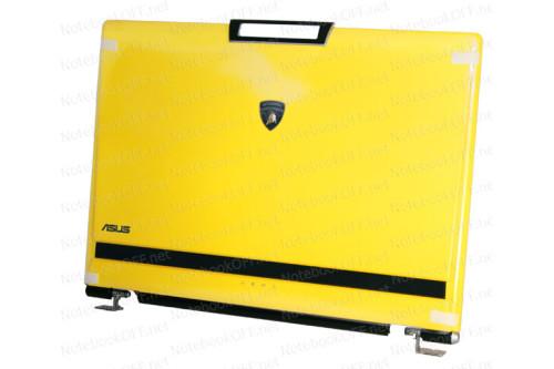 "Крышка матрицы (COVER LCD) 15.4"" для ноутбука Asus Lamborghini VX2 фото №1"
