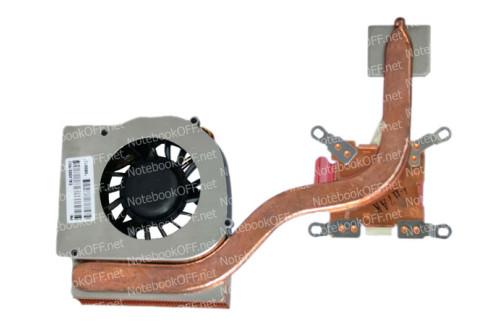 Термомодуль (с кулером DFS481305MCOT) для ноутбука LG R700 фото №1