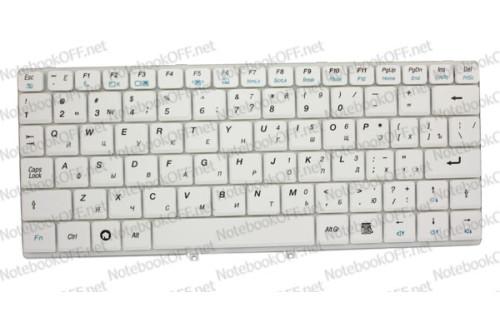 Клавиатура для ноутбука Lenovo S9, S10 (white)