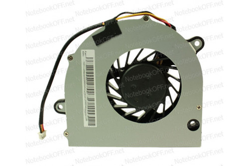 Вентилятор (кулер) для ноутбука Lenovo B550, G450, G455, G550, G555 (аналог 06788) фото №1