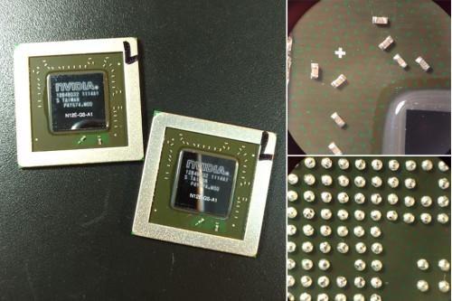 РАСПРОДАЖА! Видеочип nVidia N12E-GS-A1 GeForce GTX560M для ноутбука  фото №1