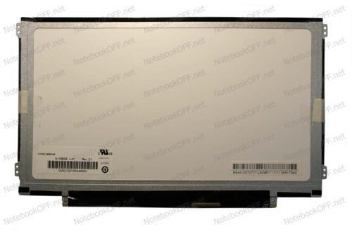 "Матрица 11.6"" WXGA (1366x768, 40pin, LED, slim, вертикальные ушки, N116B6-L04) Глянец фото №1"