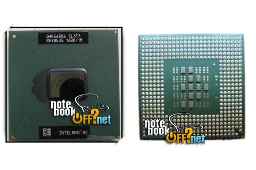 Процессор для ноутбука Intel® Pentium® M (SL6FA) фото №1