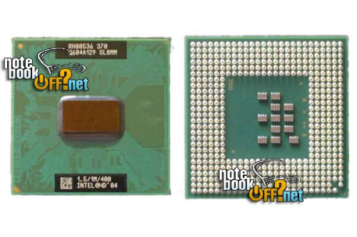 Процессор Intel® Celeron® M Processor 370 (1M Cache, 1.50 GHz, 400 MHz FSB)