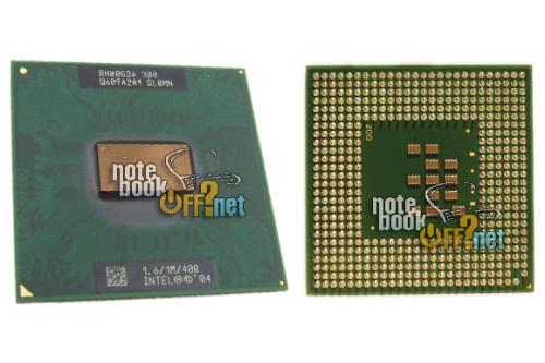 Процессор Intel® Celeron® M Processor 380 (1M Cache, 1.60 GHz, 400 MHz FSB) фото №1