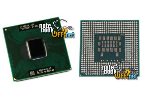 Процессор для ноутбука Intel® Celeron® M 420 (SL8VZ) фото №1