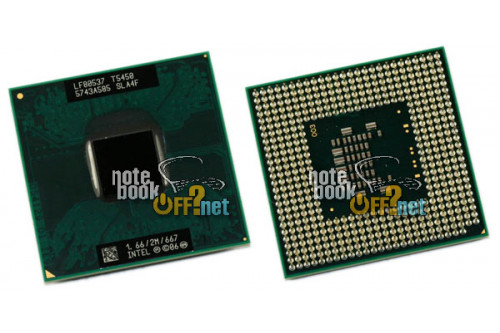 Процессор для ноутбука Intel® Core™2 Duo Mobile Processor T5450 (SLA4F) фото №1