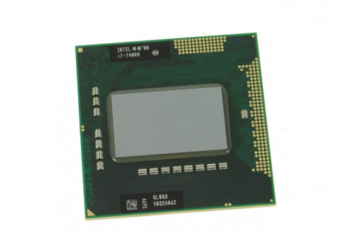 Процессор для ноутбука Intel® Core™ i7-740QM Processor SLBQG (6M cache, 2.93 GHz) фото №1