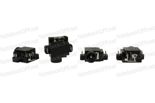 Разъем питания для ноутбуков Samsung Q10, Q20, Q25, Q30, Q35, Q40, D27 фото №1