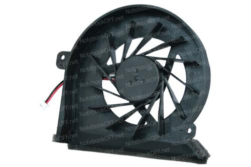 Вентилятор (кулер) для ноутбука Samsung R503, R509, R510, R700, R710 фото №1