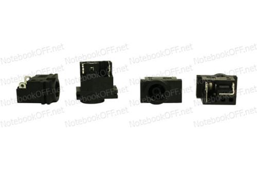 Разъем питания для ноутбуков Samsung R522, N130, D143, N135, N140, Q430, Q320 фото №1