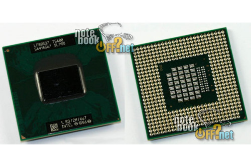 Процессор для ноутбука Intel® Core™2 Duo Mobile T5600 (SL9SG) фото №1