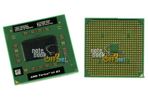Процессор для ноутбука AMD Turion 64 X2 TL-52 1.6 GHz (TMDTL52HAX5CT) фото №1