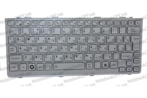 Клавиатура для ноутбука Toshiba NB200, NB201, NB202, N203, NB205