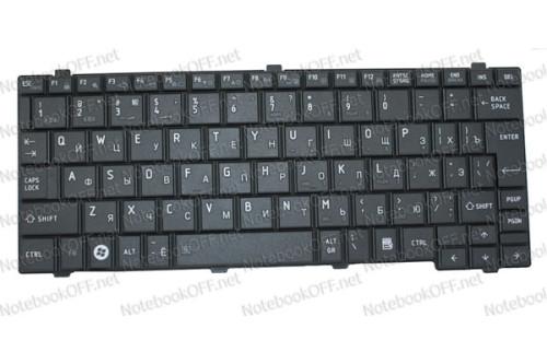 Клавиатура для ноутбука Toshiba NB520, Portege T110 фото №1