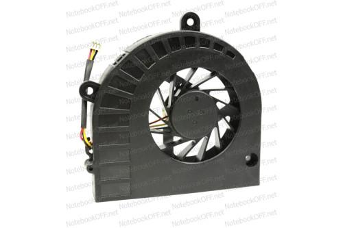 Вентилятор (кулер) для ноутбука Toshiba Satellite A660, A665, C665, C655 Аналог 04314 фото №1