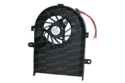 Вентилятор (кулер UDQFZPR01C1N) для ноутбука Toshiba Satellite A100 фото №1