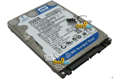 "Жесткий диск (винчестер) 2.5"" 250 GB 5400 rpm SATA фото №1"