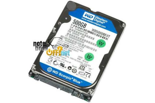 "Жесткий диск (винчестер) 2.5"" 500 GB 5400 rpm SATA фото №1"